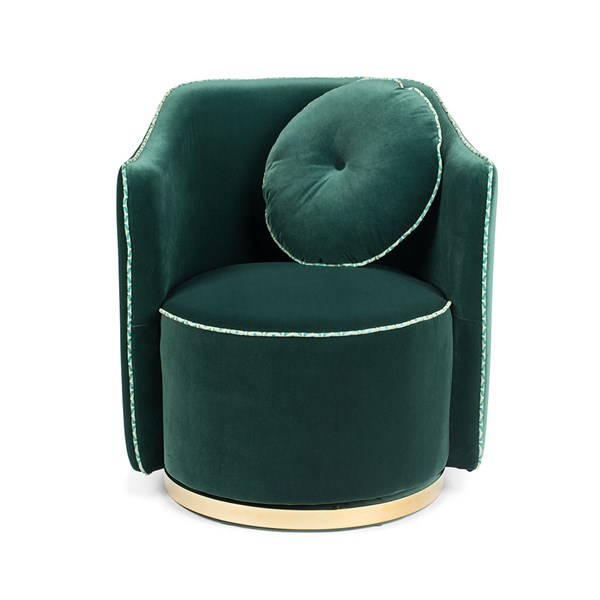 Bold Monkey Sassy Granny Lounge Chair