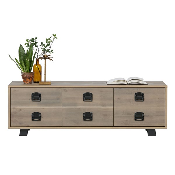 Derby Pine Cabinet by Woood