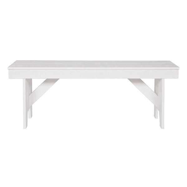 Designer European Wooden Pine Bench