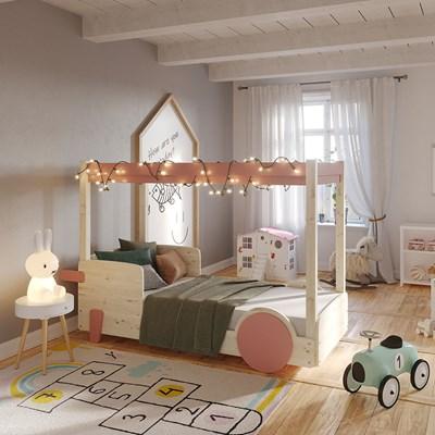 - Mathy By Bols Discovery 1 Canopy Bed - Mathy By Bols Cuckooland