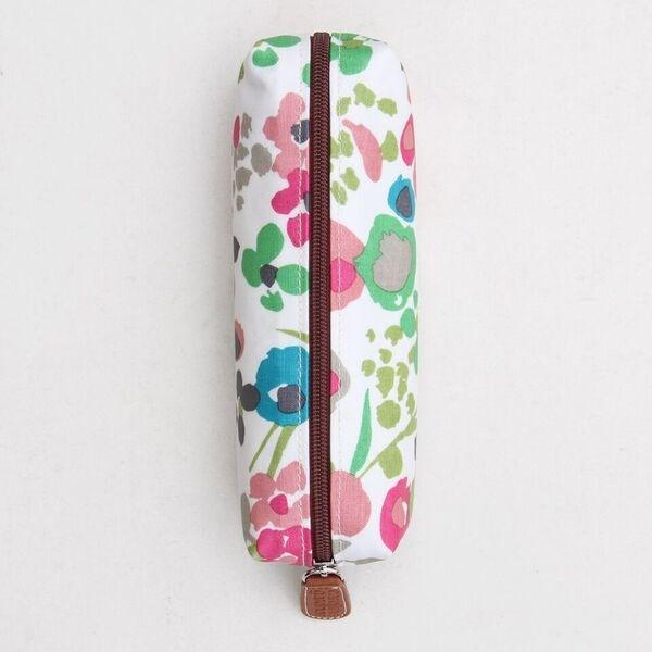 Caroline Gardner Pencil Case in Ditsy Design