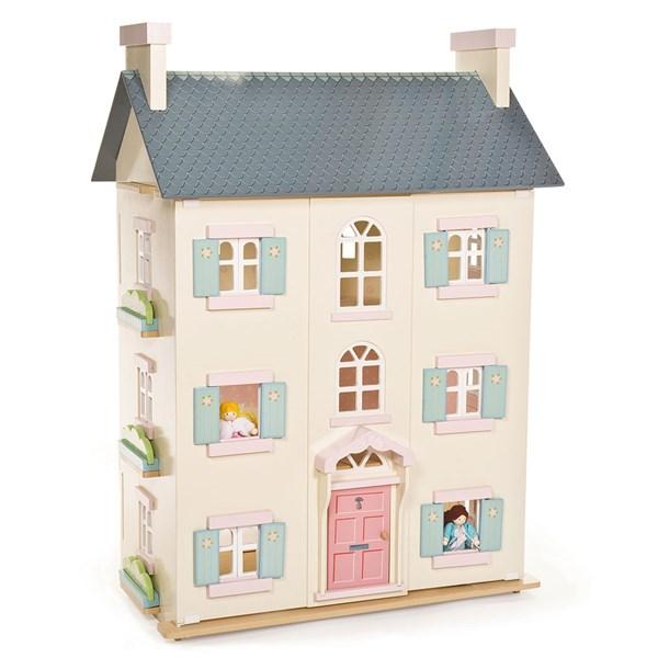 Le Toy Van 4 Storey Wooden Play House