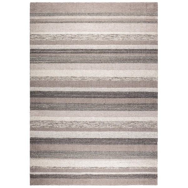 Dutchbone Handwoven Arizona Rug in Grey