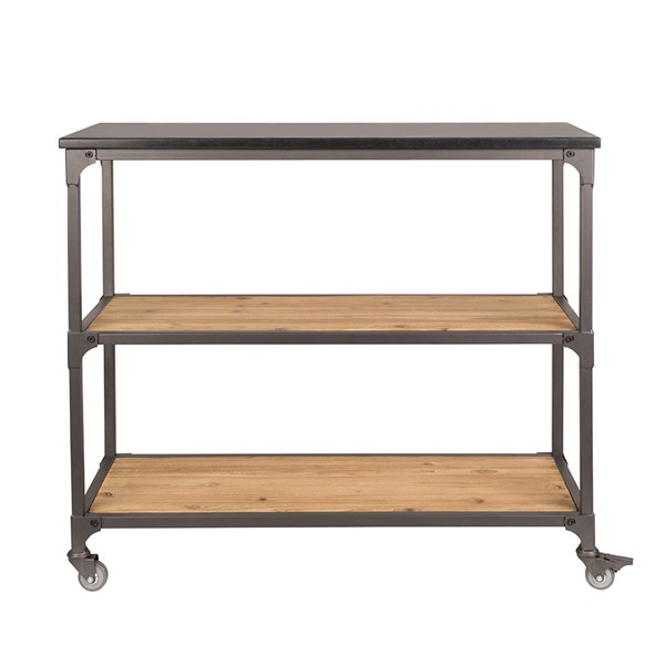 Dutchbone Consuela Shelving Unit with Wheels