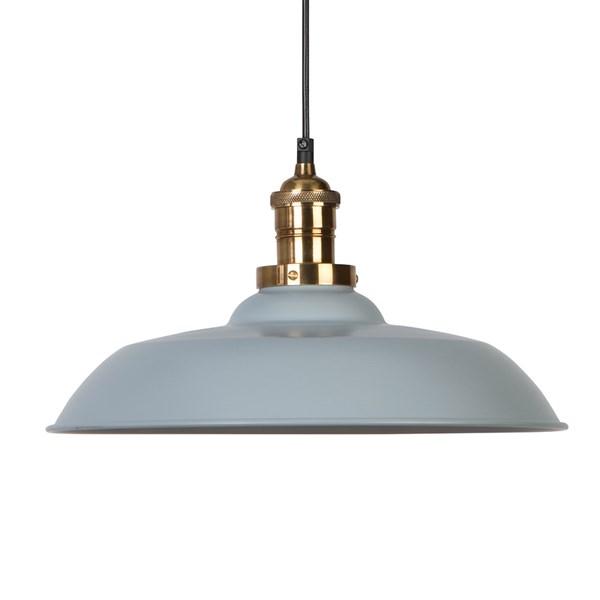 Dutchbone Core Pendant Light in Blue Grey
