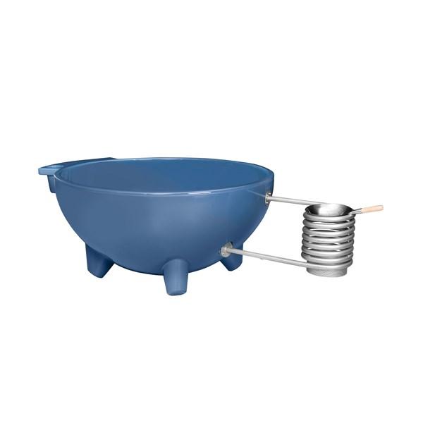 Dutchtub Original Hot Tub in Blue