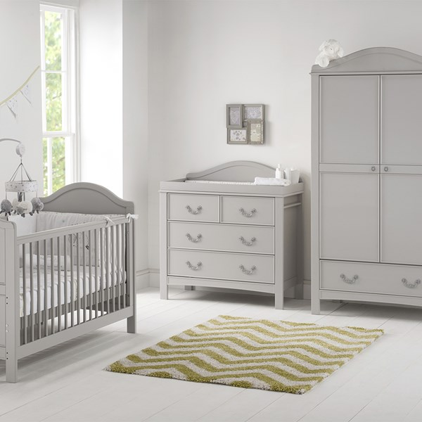 East Coast Toulouse Nursery and Babys 3 Piece Furniture Set