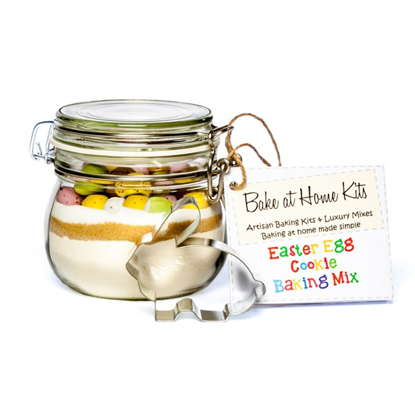 Easter Egg Cookie Baking Mix Kit Bake at Home