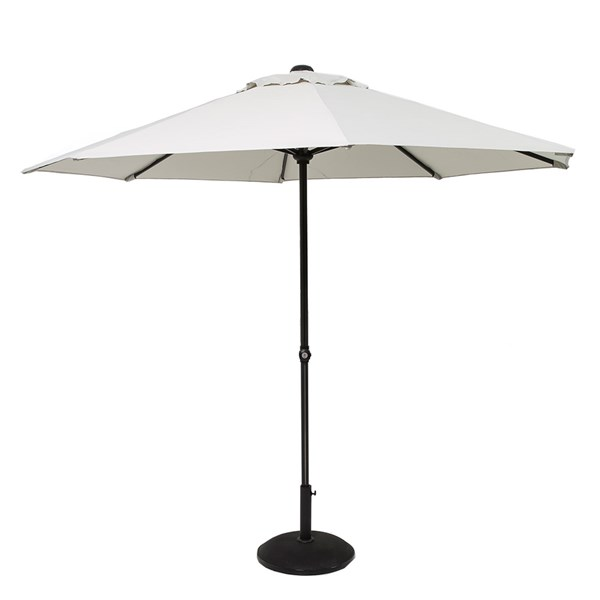 Easy Up Parasol in Grey