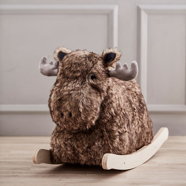 Kids Concept Rocking Moose for Toddlers