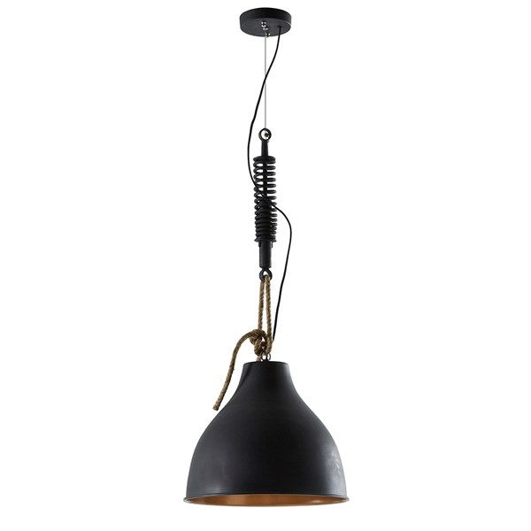Eidas Industrial Pendant Light by La Forma