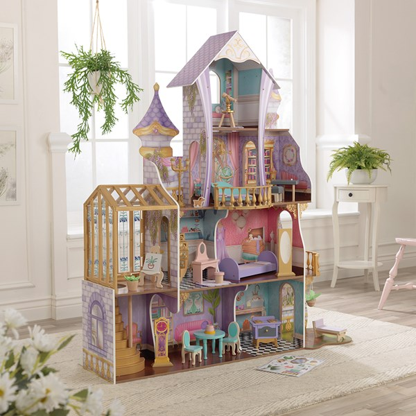 Kidkraft Enchanted Greenhouse Castle Dollhouse