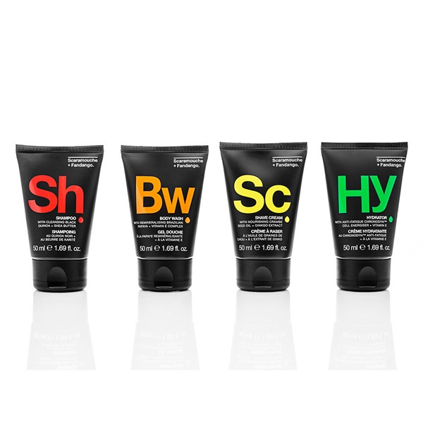 Scaramouche & Fandango Men's Travel Pack