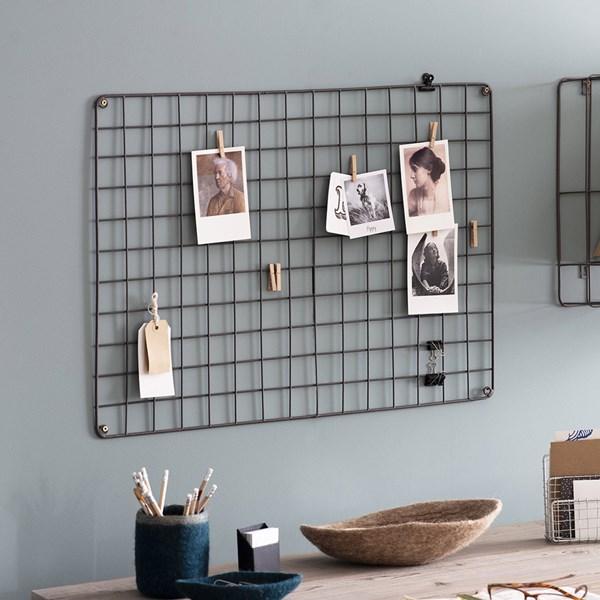 Garden Trading Farringdon Wire Memo Board