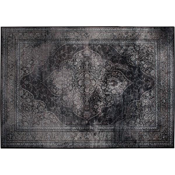 Dutchbone Rugged Persian Style Carpet in Dark Large