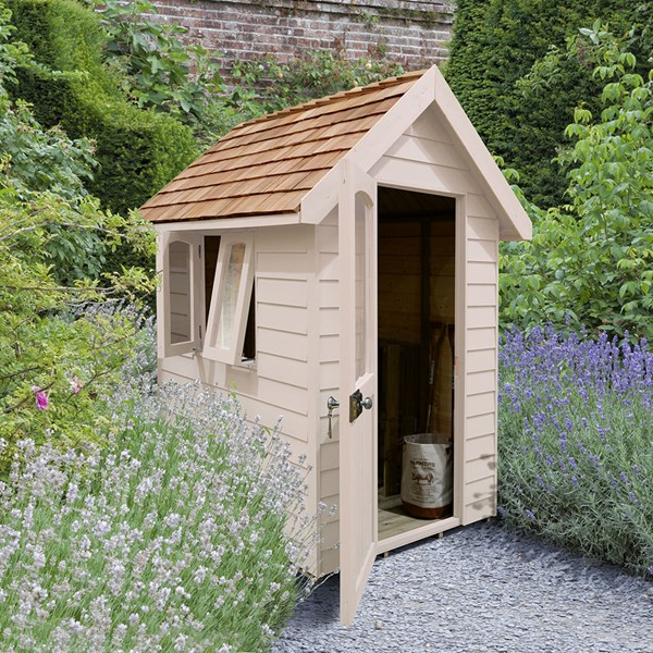 Forest Garden 6x4 Retreat Shed