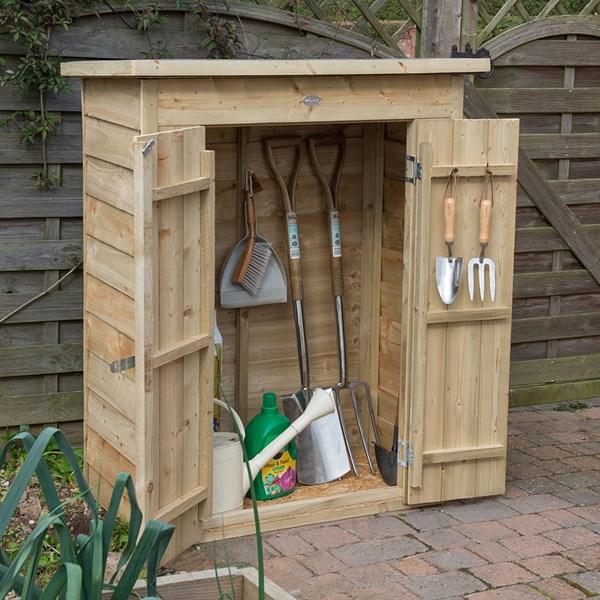 Forest Garden Pressure Treated Pent Garden Store