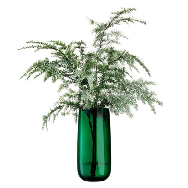 LSA Large Forest Vase in Pine