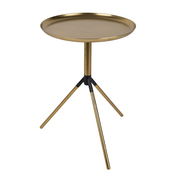 Fraan Small Round Side Table