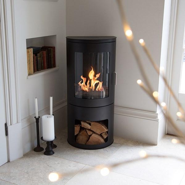 Imaginfires Burford Bio Ethanol Fireplace