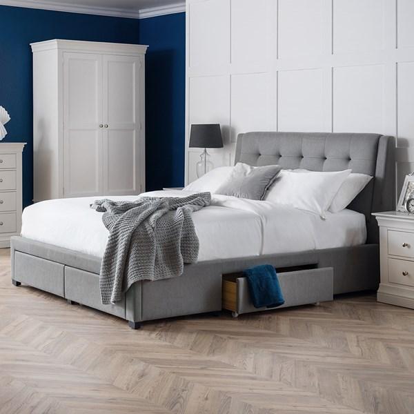 Julian Bowen Fullerton 4 Drawer Bed