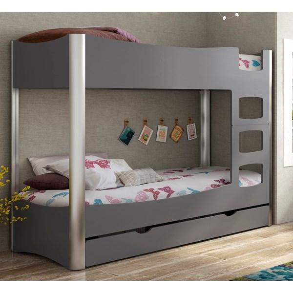 Fun Kids Bunk Bed in Fusion
