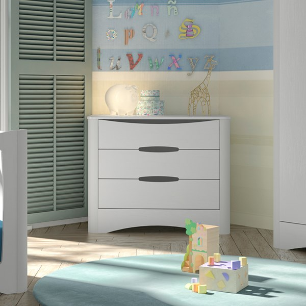 Mathy By Bols Chest of Drawers in Fusion style