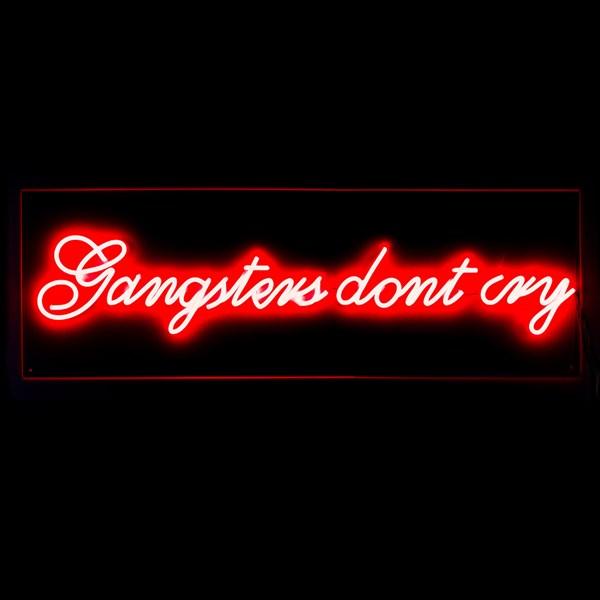 Bold Monkey Gangsters LED Neon Wall Light