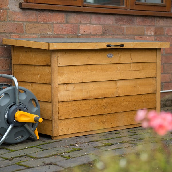 Forest Garden Dip Treated Storage Box
