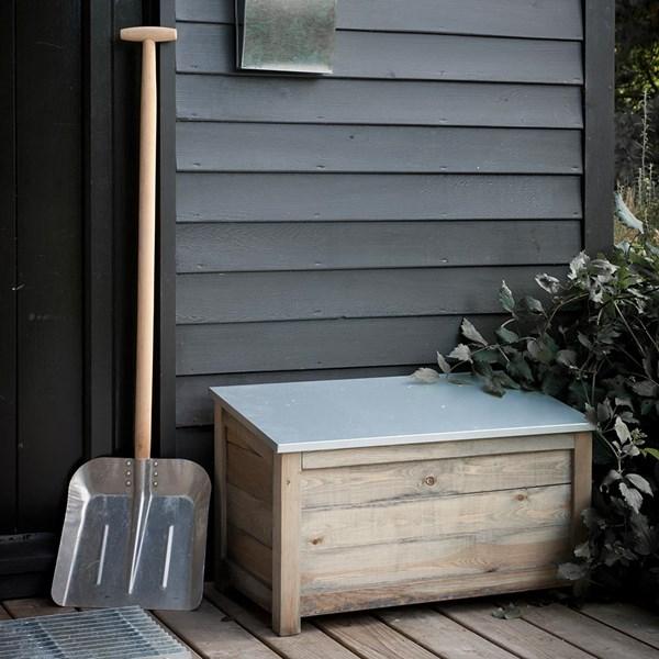 Aldsworth Wooden Garden Storage Box