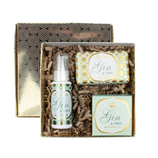 Bath House Gin and Tonic Pamper Gift Box
