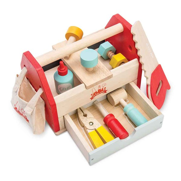 Le Toy Van Tool Box with Accessories