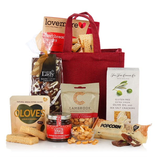 Gluten and Wheat Free Luxury Gift Hamper