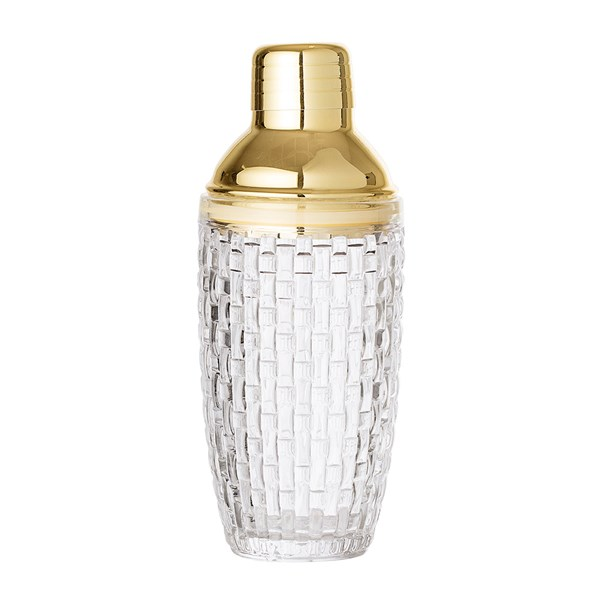Bloomingville Glass Cocktail Shaker