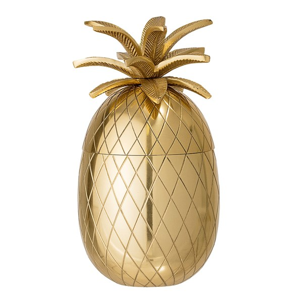Bloomingville Gold Pineapple Ice Bucket
