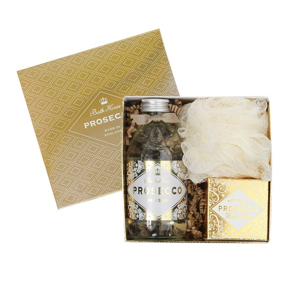 Bath House Prosecco Bathe Gift Box