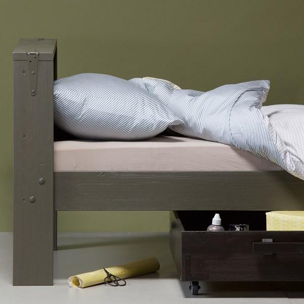Derk Kids Single Bed with Storage Drawer