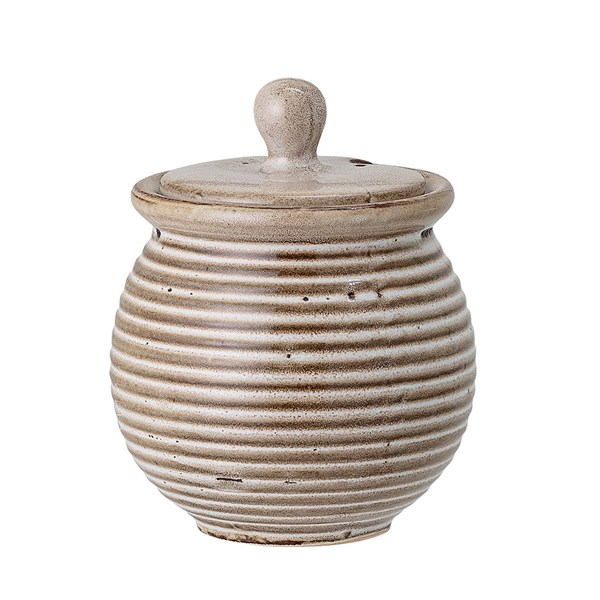 Bloomingville Ceramic Jar with Lid
