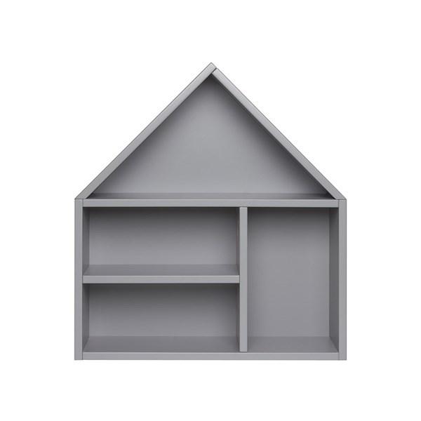 Scandi Wall Shelf in Grey