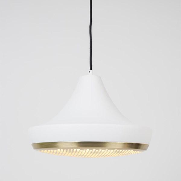 Gringo Pendant Light in White