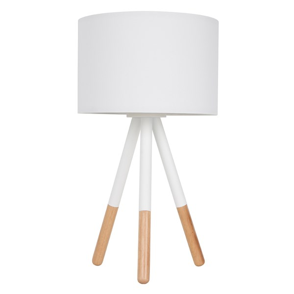 Highland Desk Lamp in White