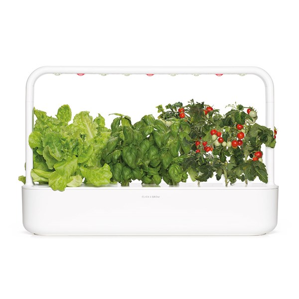 Click & Grow Smart Garden 9 in White