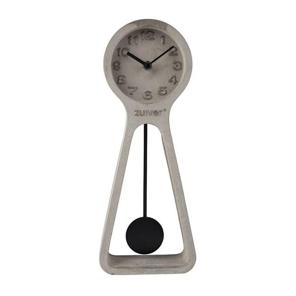 Zuiver Concrete Pendulum Clock