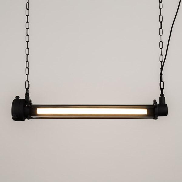 Zuiver Industrial Prime Pendant Light in Black