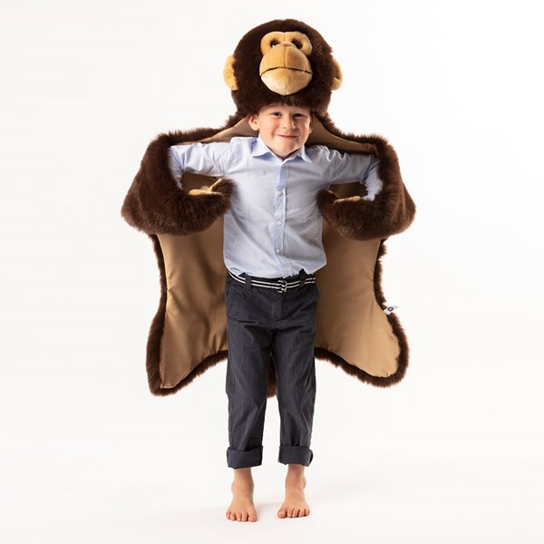 Ratatam! Kids Monkey Animal Disguise & Accessory