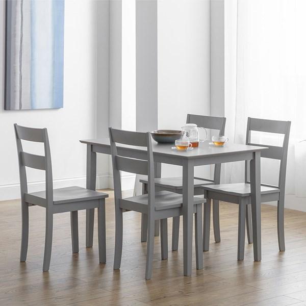 Kobe Dining Set by Julian Bowen