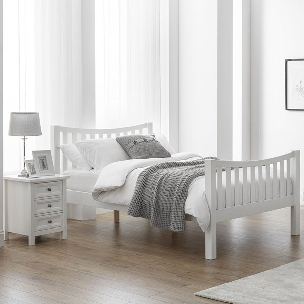 Madison Curved Bed by Julian Bowen