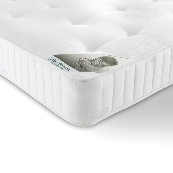 Julian Bowen Memory Pocket 1000 Mattress
