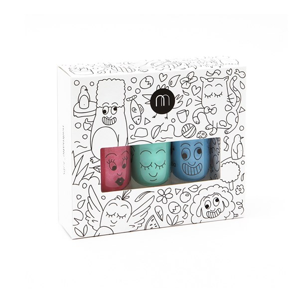 Nailmatic Kids Jungle Nail Polish Giftset