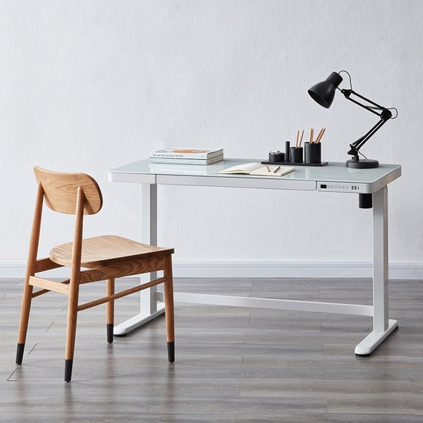 Koble Juno Smart Height Adjustable Desk with Wireless Charging